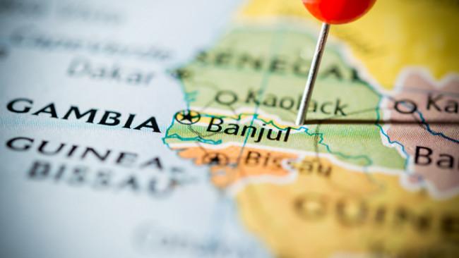 Fiks meer uien naar Gambia geëxporteerd