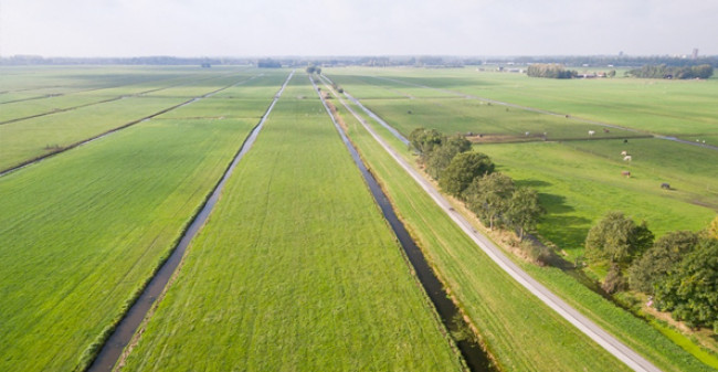 Landbouwgrond kent zijn waarde en prijs