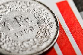 Wed niet tegen de Zwitserse franc