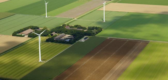 'Landbouw concentreren op de beste gronden'