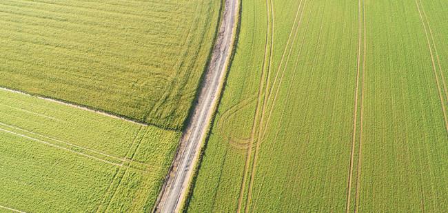 Belgen verhandelen steeds kleinere stukken grond