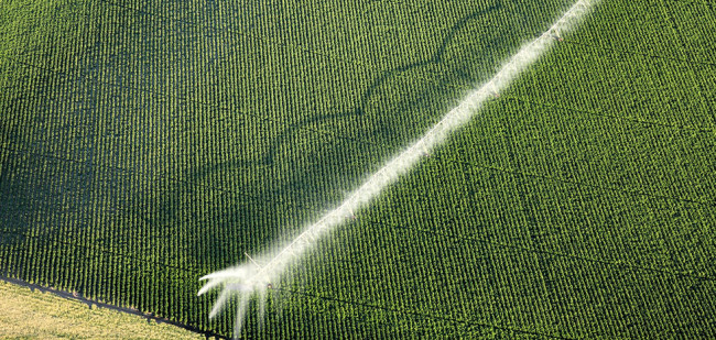 Heeft Amerikaanse boer straks nog genoeg water?