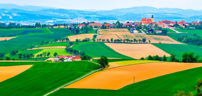 Scandinavië toont fikse groei in bio-areaal