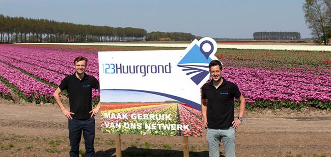 'Tulpen op bietenland levert hoger rendement'