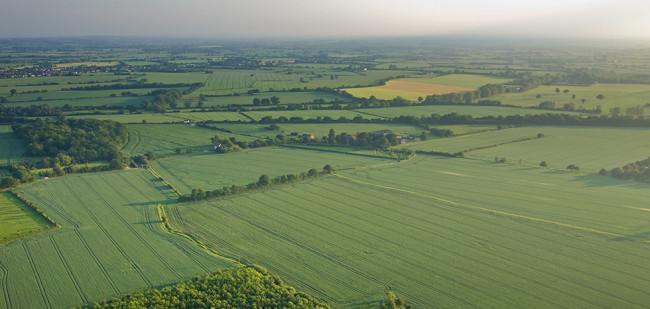 Britse pachtgrond alleen voor jonge boeren