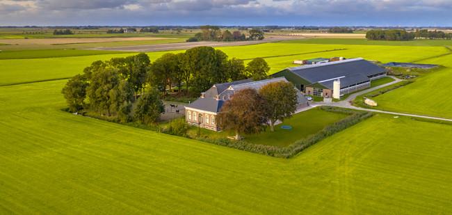 Nederlandse boerderij is drieënhalf miljoen waard