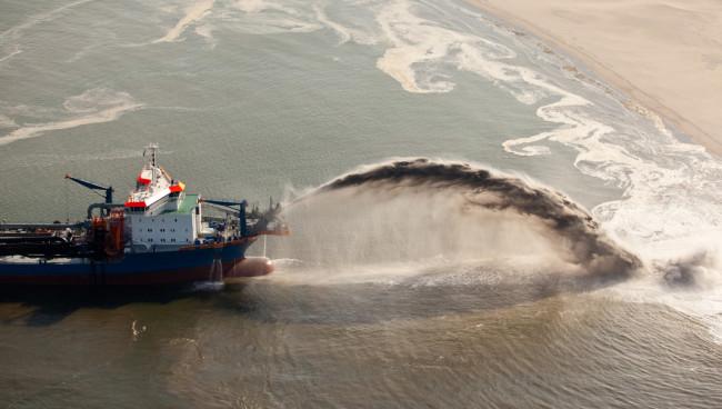 LTO: Landbouwgrond ontwikkelen in de Noordzee