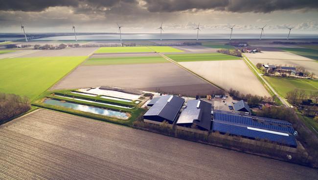 Buitenland investeert in energietransitie Nederland